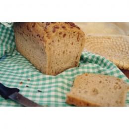 Liškův kmínový bezlepkový chléb čerstvý 400g