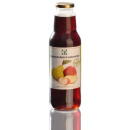 Koncentrát jablkohruškový 750 ml SEVEROFRUKT