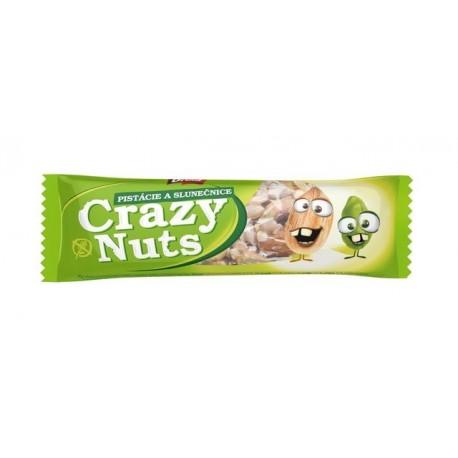 Crazy Nuts – Pistácie & Slunečnice 30g