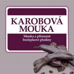 Karobová mouka 250g ADVENI