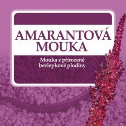 Bio Amarantová mouka 250g ADVENI