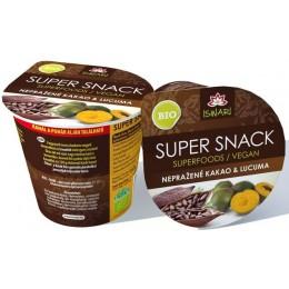 Supersnack Kakao-Lucuma 60 g Iswari