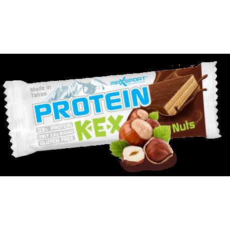 Protein Kex - oříškový 40g MaxSport