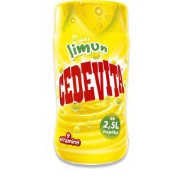 Cedevita citrón 2,5L