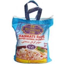 Basmati rýže super kernal 1kg Shalamar