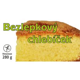 Chlebíček bezl. 280g MEDÁNEK