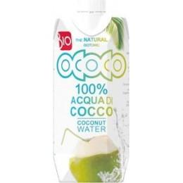 Kokosová voda 100% BIO 330 ml