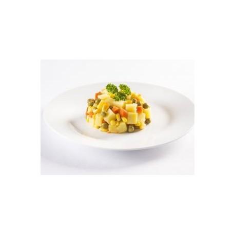 Brambory se zeleninou 2 porce Expres Menu