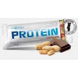 Protein Bar - Čokoládovo-oříšková 60g Maxsport