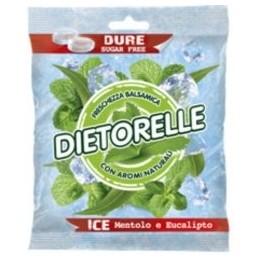 Dietorelle - eukalyptus mentol drops 70g