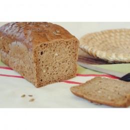 Liškův bezlepkový chléb Amarantový s cibulkou a sluneč. 40