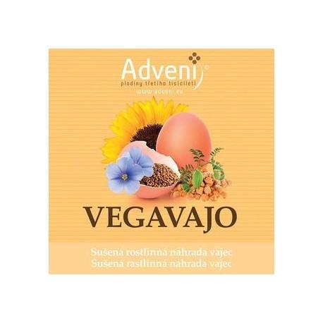 Vegavajo - náhražka vajec 200g ADVENI