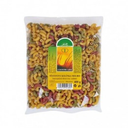 Těstoviny kolínka pšeničná mix 400 g BIO CL