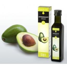 Avokádový olej Bio 250 ml Health Link