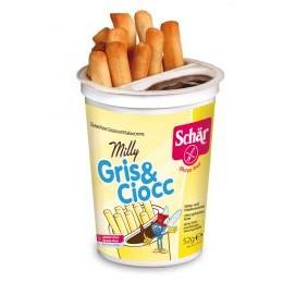Gris & Ciocc 52g - Milly Gris & Ciocc SCHAR bez lepku