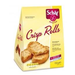 Crisp Rolls 150g SCHAR bez lepku