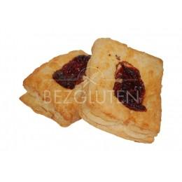 Koláčky francouzské s marmeládou 150g Bezgluten