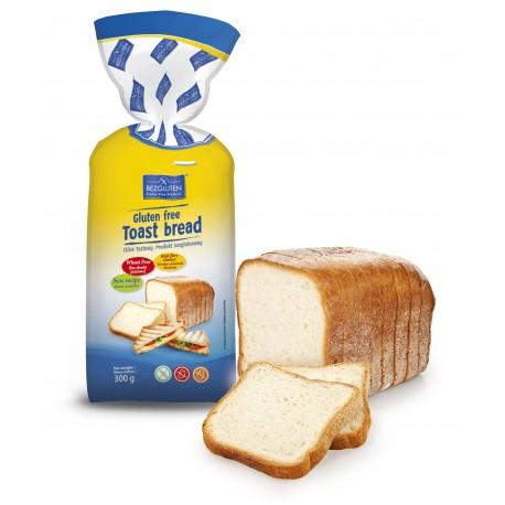 Toastový chléb bezlepkový 300g Bezgluten