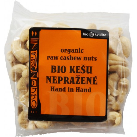 Kešu ořechy 100g bio BIONEBIO