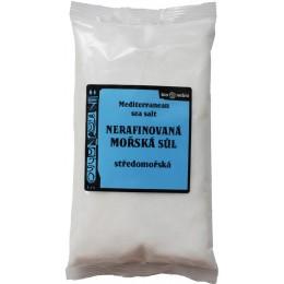 Sůl středomořská nerafinovaná 500g BIONEBIO