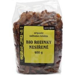 Rozinky - sultánky 400g BIONEBIO