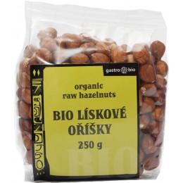 Bio lískové oříšky GASTRO*BIO 200 g BIONEBIO