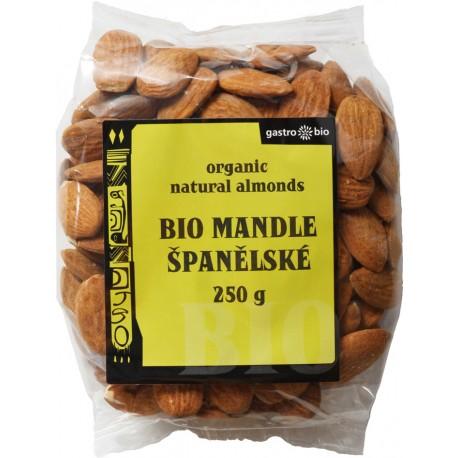Bio mandle GASTRO*BIO 200 g BIONEBIO