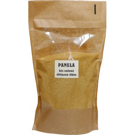 Bio sušená třtinová šťáva PANELA 300 g BIONEBIO