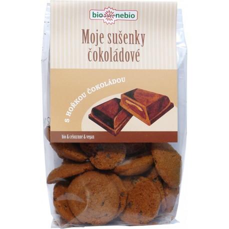 Moje sušenky čokoládové