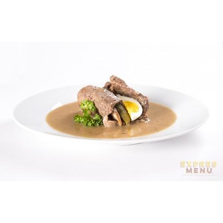 Španělský ptáček special 2 porce Expres Menu