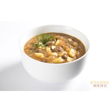 Gulášová polévka 2 porce Expres Menu