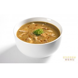 Dršťková polévka 2 porce Expres Menu