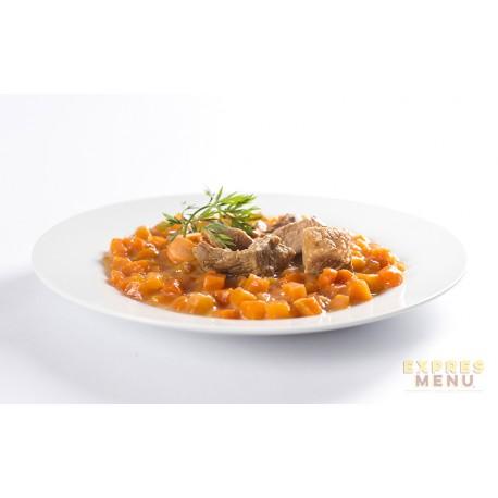 Vepřové maso s mrkví 1 porce Expres Menu