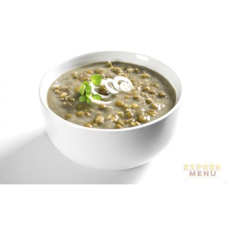 Čočková polévka 2 porce Expres Menu