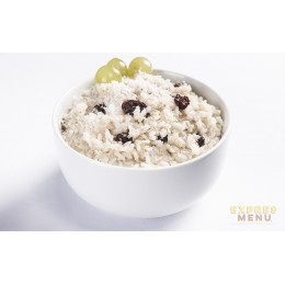 Rýžová kaše s rozinkami 1 porce Expres Menu