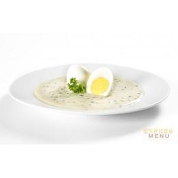 Koprovka s vejci 1 porce Expres Menu