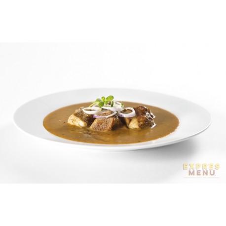Vepřový guláš 1 porce Expres Menu