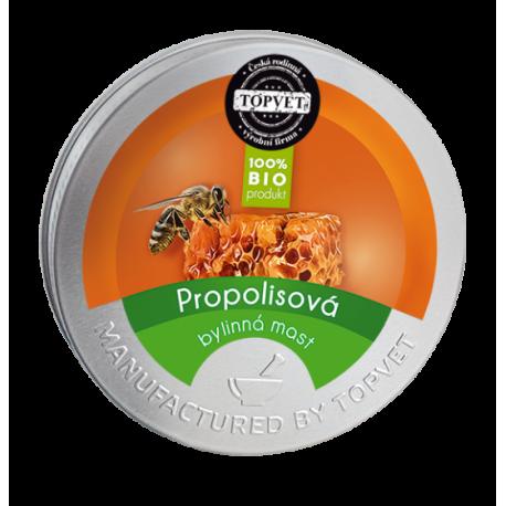 Propolisová mast 50ml TOPVET