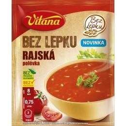 Rajská polévka polévka bez lepku 76g Vitana