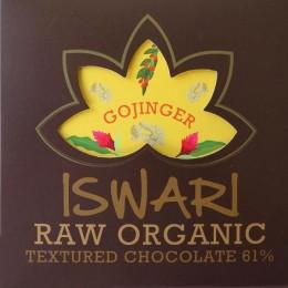 Čokoláda Gojinger BIO RAW ISWARI