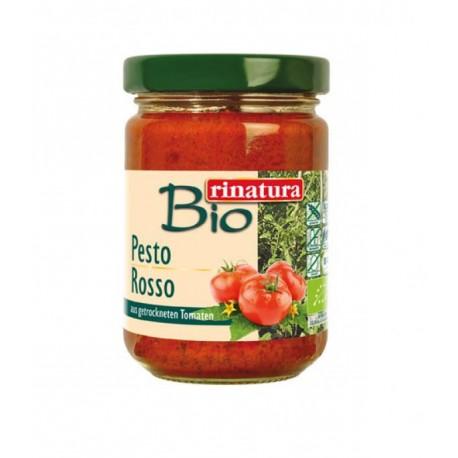 Pesto s rajčaty bezlepkové BIO 125g RINATURA
