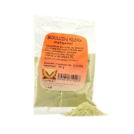 Brokolicová polévka do hrnku bez laktózy 20g