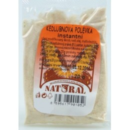 Kedlubnová polévka do hrnku bez laktózy 20g