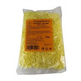 Bezlepkové těstoviny - vlasové nudle 250g POVA