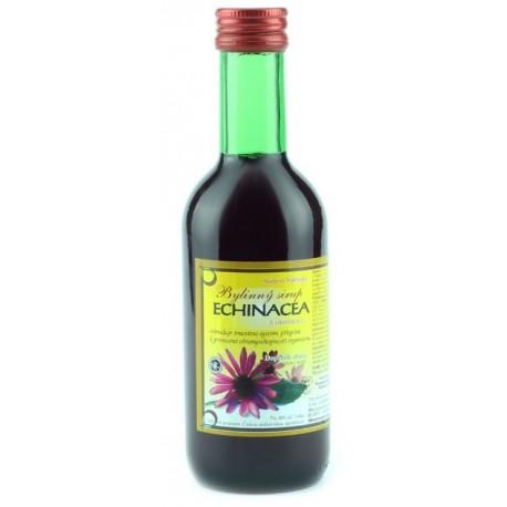 Echinacea sirup 287g Klášterní officina