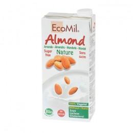 Nápoj ze sladkých mandlí natural 1 l BIO ECOMIL