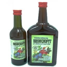 Bronchofyt sirup 250 ml Klášterní Officína