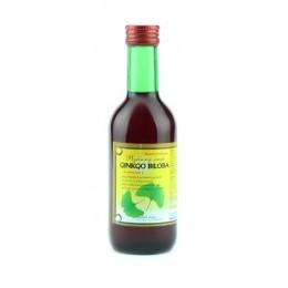 Ginkgo biloba sirup 290 ml Klášterní Officína