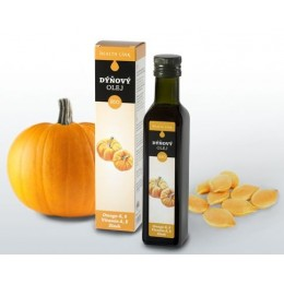 Dýňový olej 250ml BIO Health Link