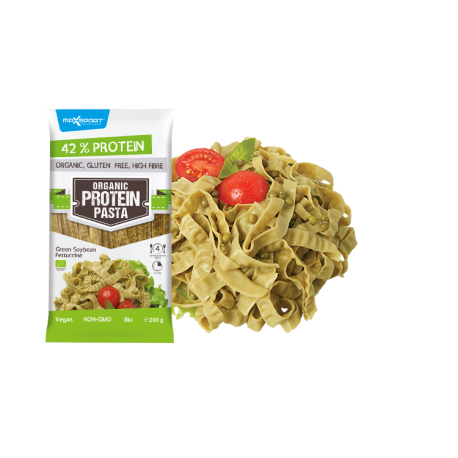 Protein Pasta - Zelená sója 200g MaxSport